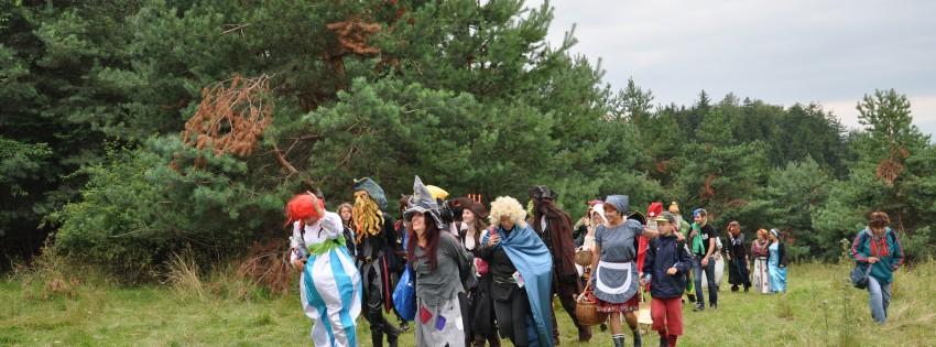 Rozprávkový les 2011