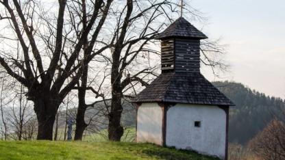 Zvonička pred rekonštrukciou v r. 2014