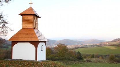 Zvonička po rekonštrukcii
